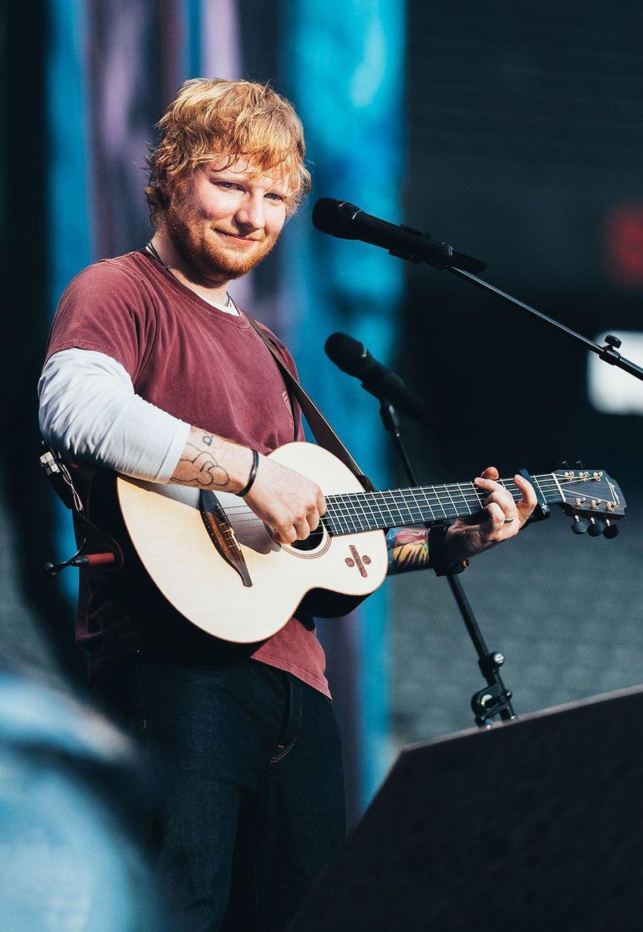 Ed Sheeran au Stade de France vendredi soir