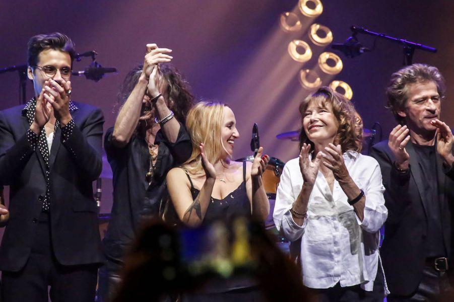 Le concert hommage àAlain Bashung mercredi au Grand Rexa