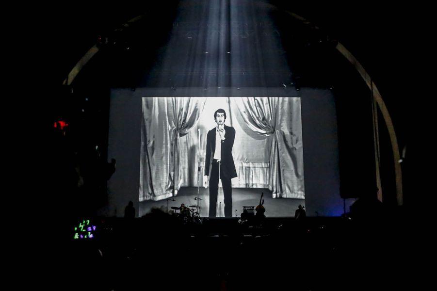 Le concert hommage àAlain Bashung mercredi au Grand Rex