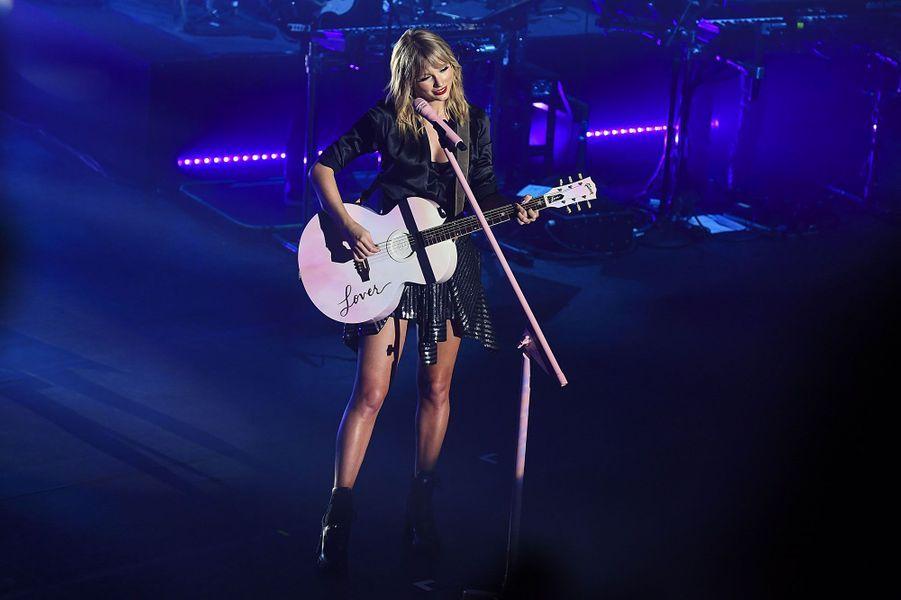 Hier soir à Paris… Taylor Swift