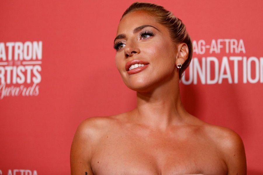 5- Lady Gaga (52 millions de dollars)