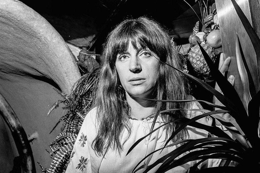 Anne Sylvestre en 1974