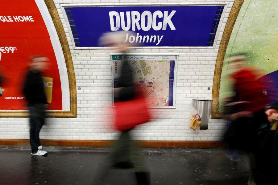 La station de métro Duroc à Paris a été rebaptisé.