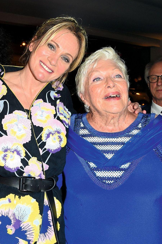 Avec Patricia Kaas.