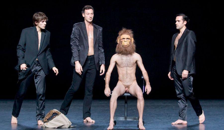 Jean-Claude Gallotta met en scène « L'homme à tête de chou », transcendé par la voix d'Alain Bashung. Cette semaine à Paris.