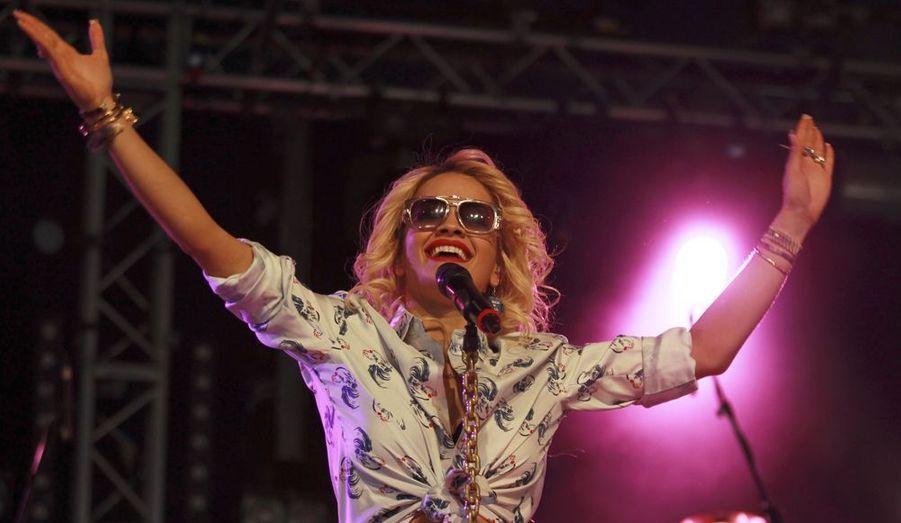 Rita Ora, la nouvelle protégée de Jay-Z
