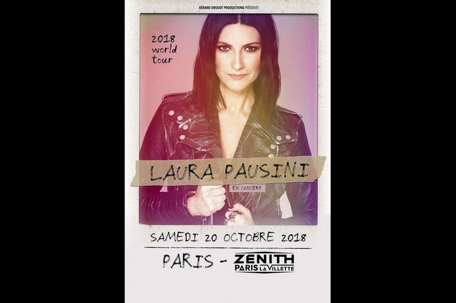 En concert le 20 octobre à Paris (Zénith) et le 21 à Bruxelles (Forest National).