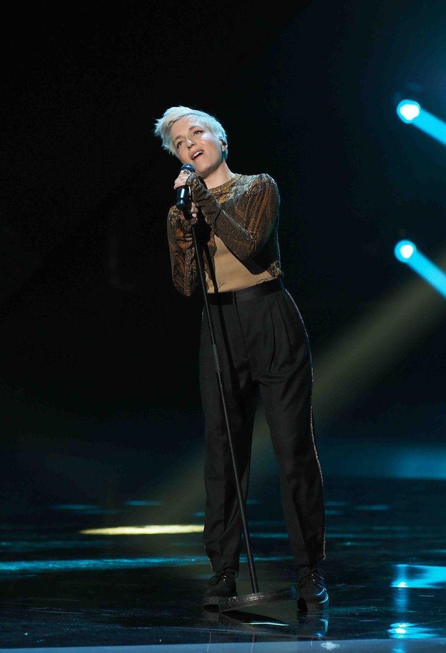 Artiste féminine: Jeanne Added. Elle remportera aussi le trophée de l'album rock.