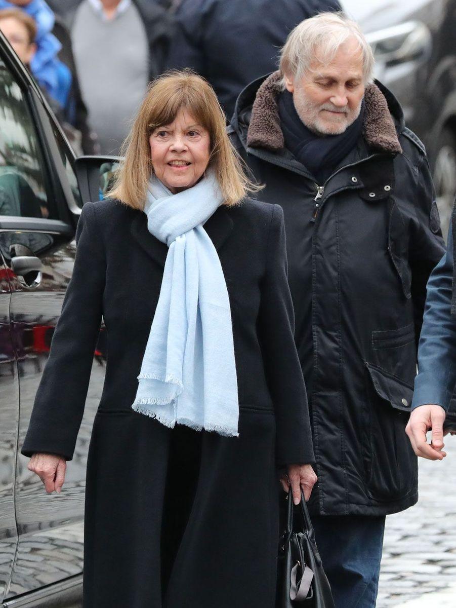 Chantal Goya etJean-Jacques Debout