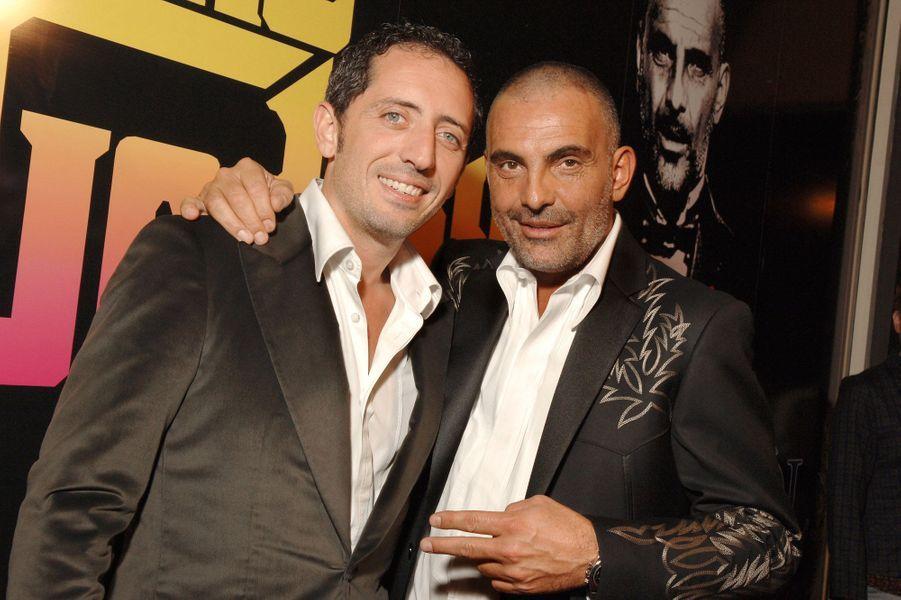Avec Gad Elmaleh