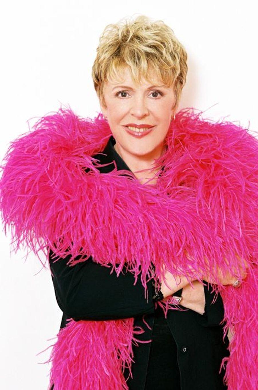Sylvie Joly en septembre 2002