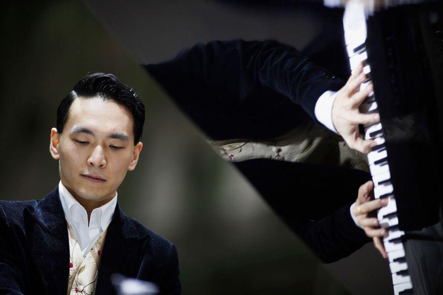 Le pianiste chinois Wu Muye