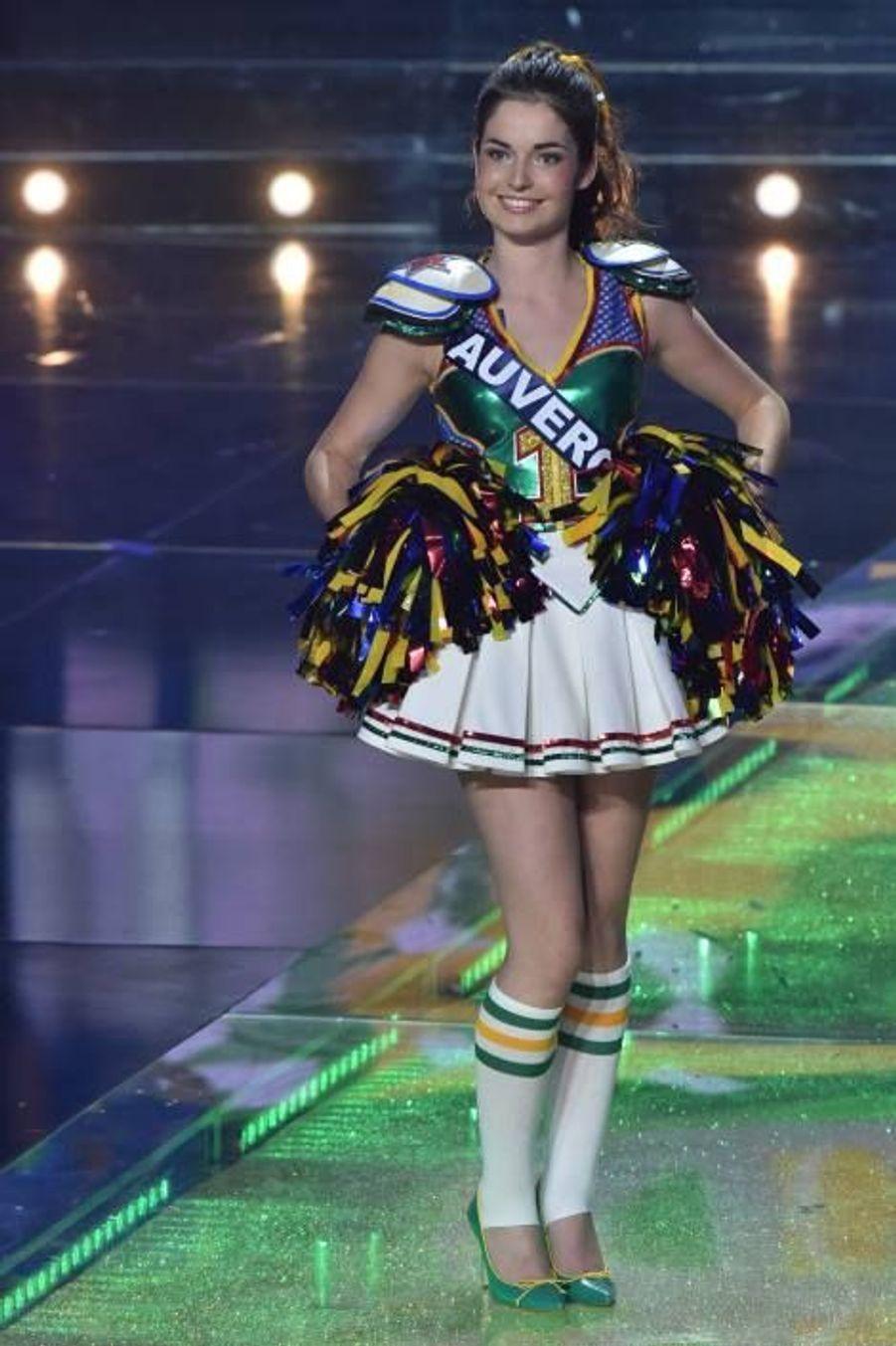 Miss Auvergne Pauline Bazoge