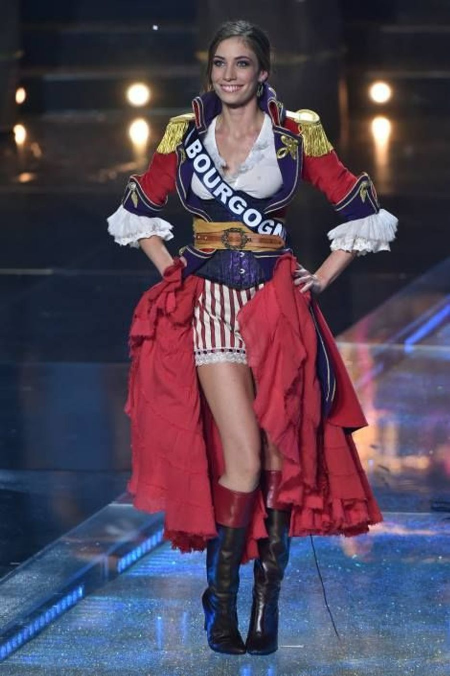 Miss Bourgogne Jade Velon