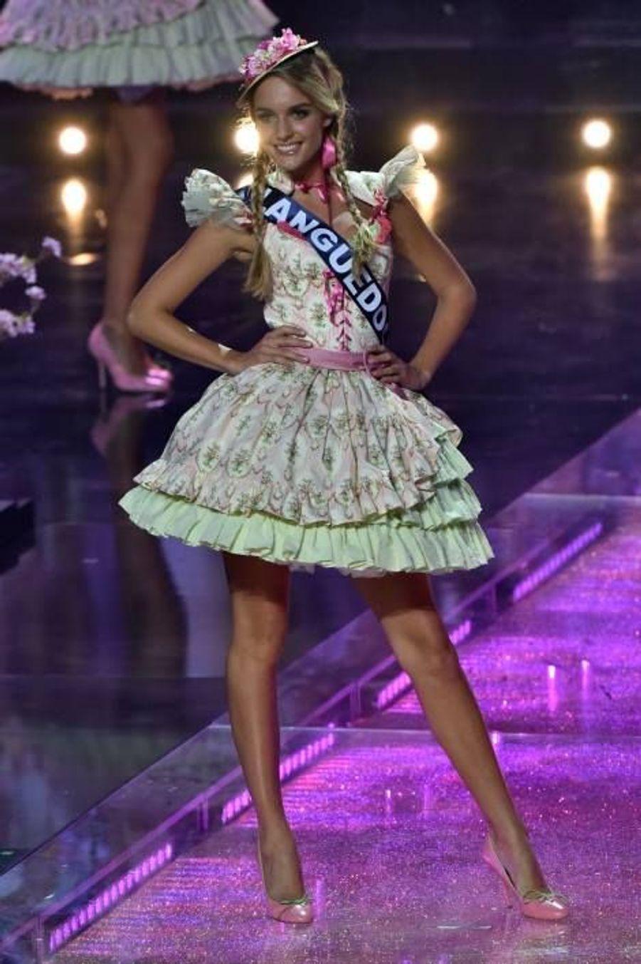 Miss Languedoc Lena Stachurski