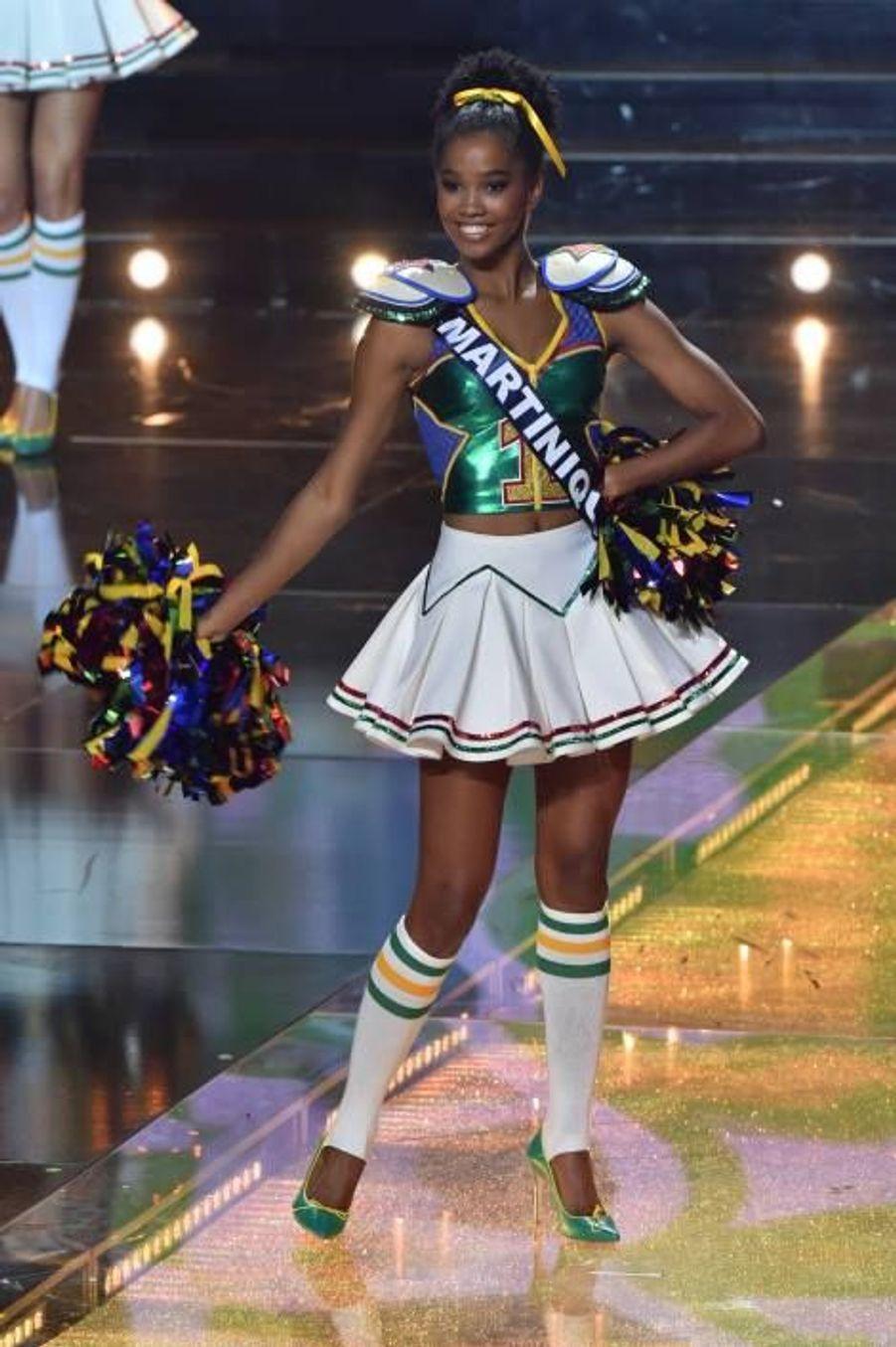 Miss Martinique Morgane Edvige