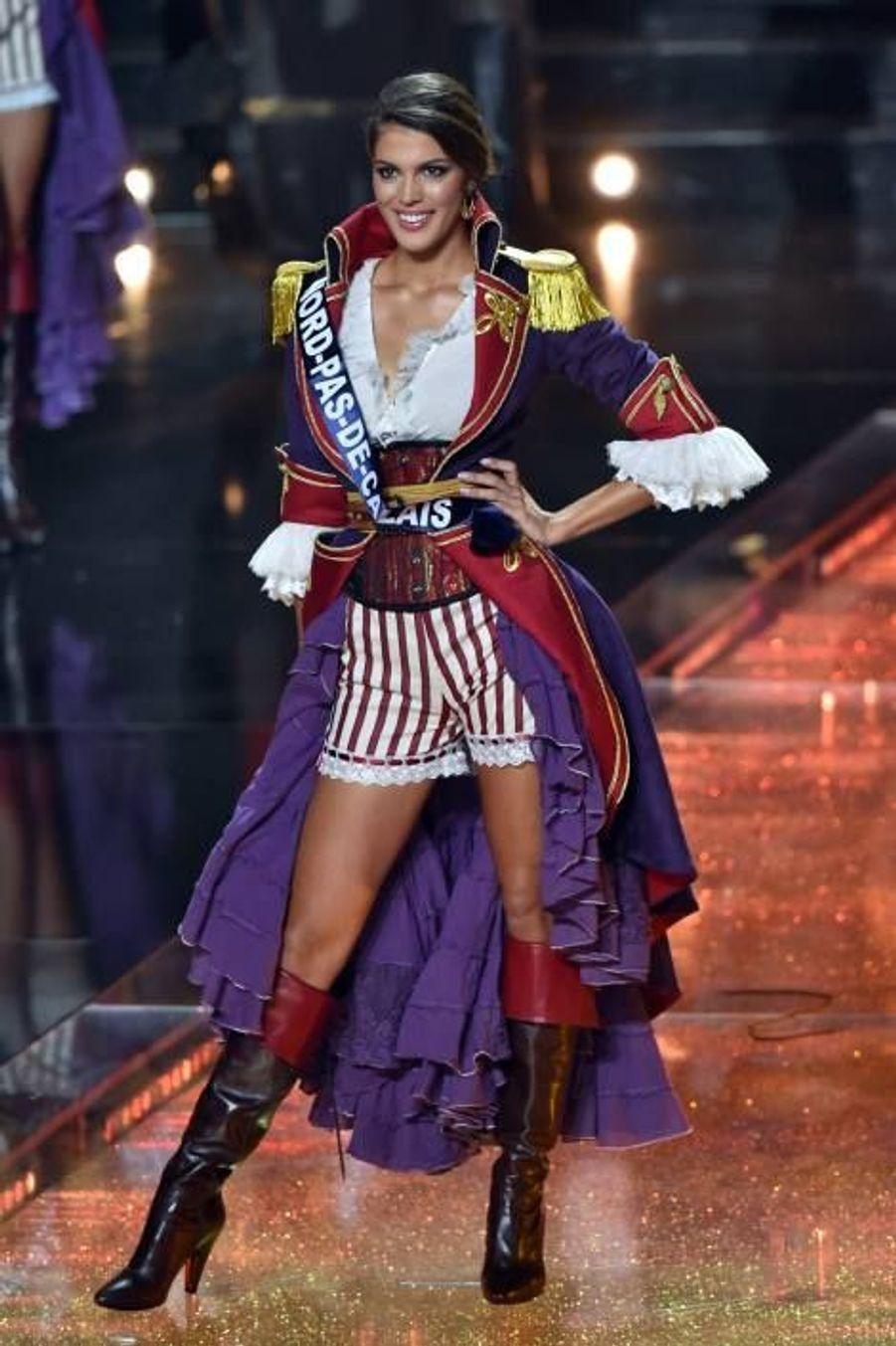 Miss Nord-Pas-de-Calais Iris Mittenaere