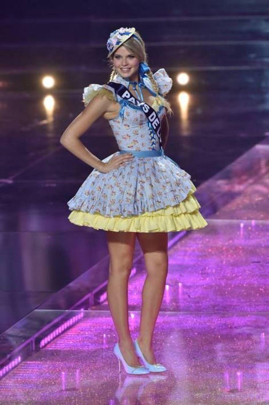 Miss Pays de Loire Angelina Laurent