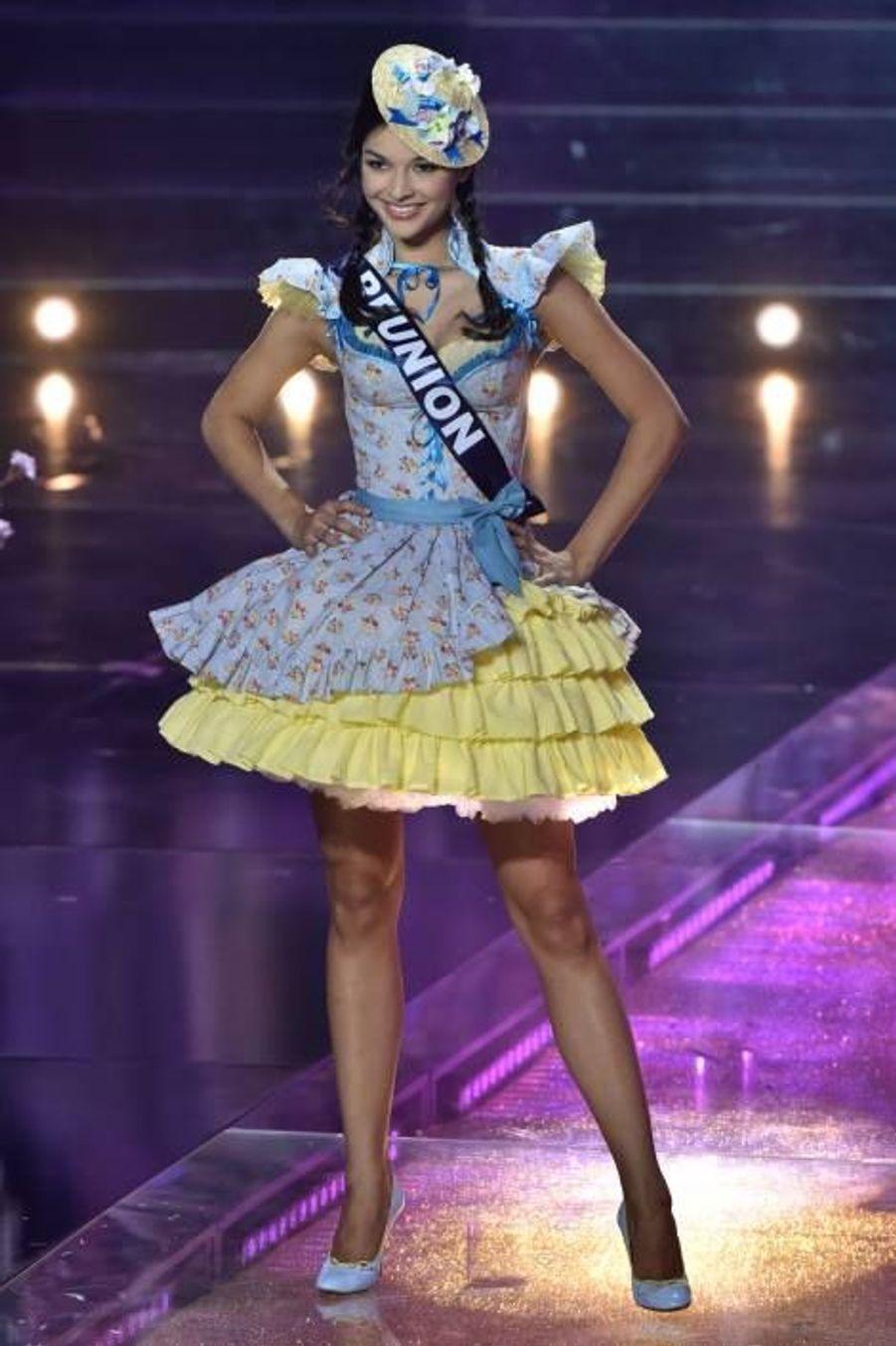 Miss Reunion Azuima Issa