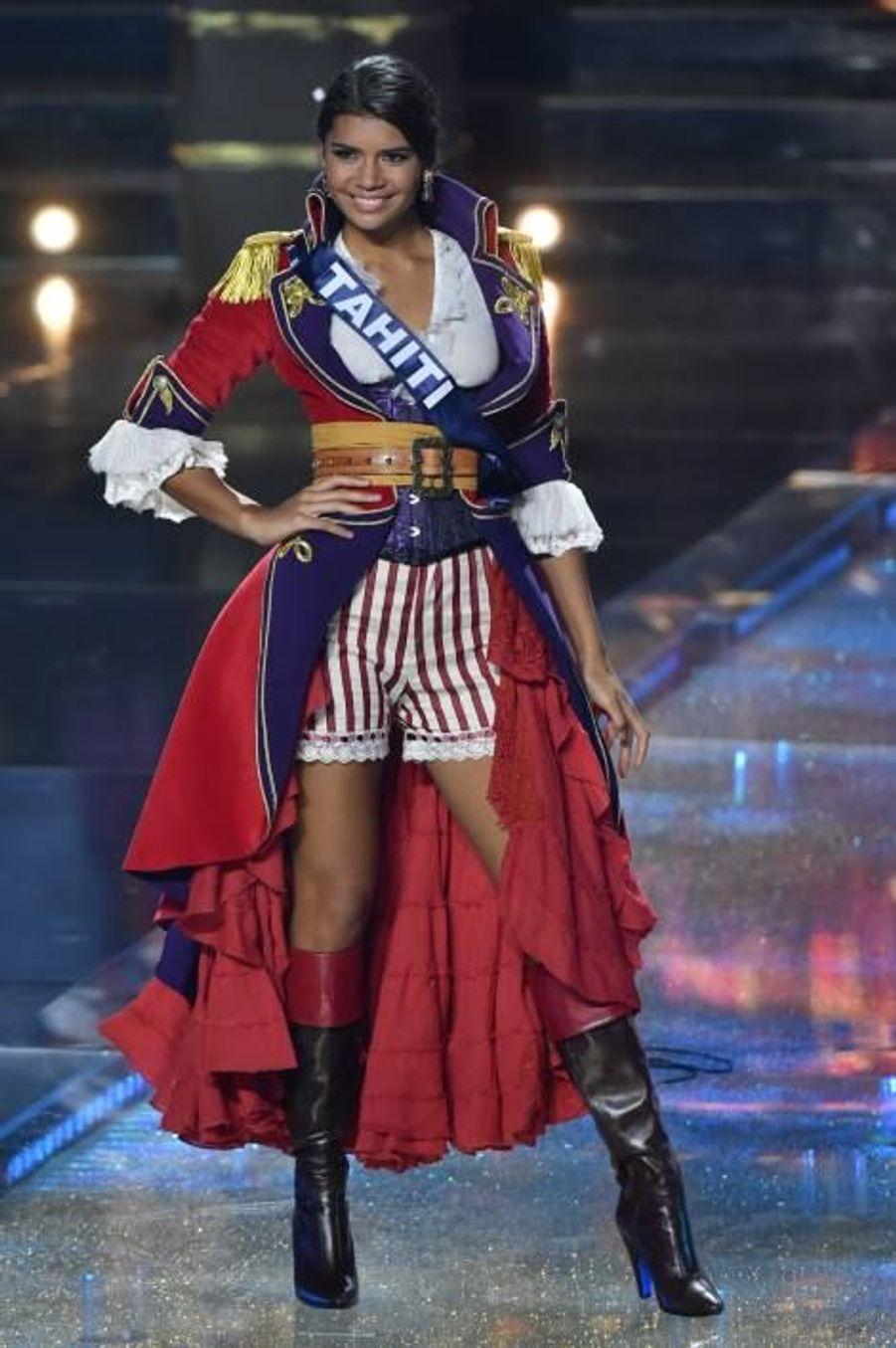 Miss Tahiti Vaimiti Teiefitu