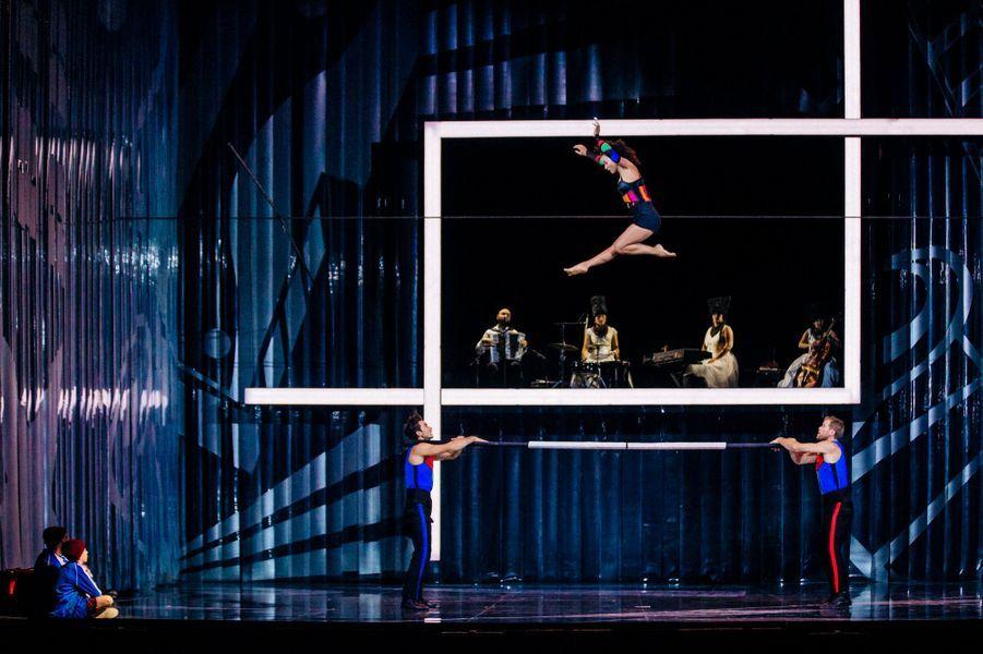 Le théâtre parisien du Châtelet s'est offert un week-end de fêtepour sa réouverture. Nous y étions.