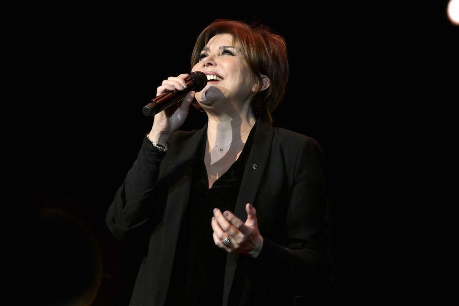 Liane Folylors de la6e édition de la Nuit de la déprime organisée au Casino de Paris le 11 février 2019