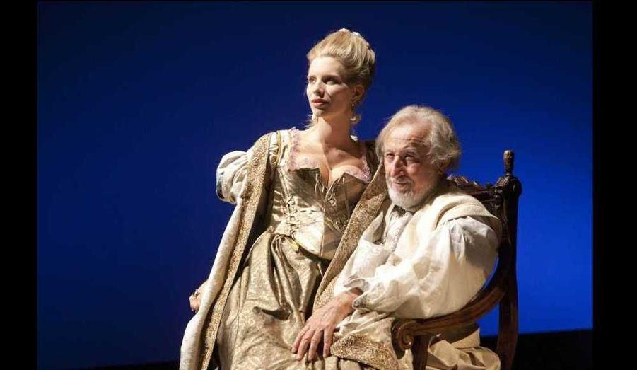 """Le 6 août, c'est la pièce écrite et mise en scène par Daniel Colas """"Henri IV, le bien aimé"""" qui a été jouée par Jean-François Balmer et Béatrice Agenin -entre autres."""