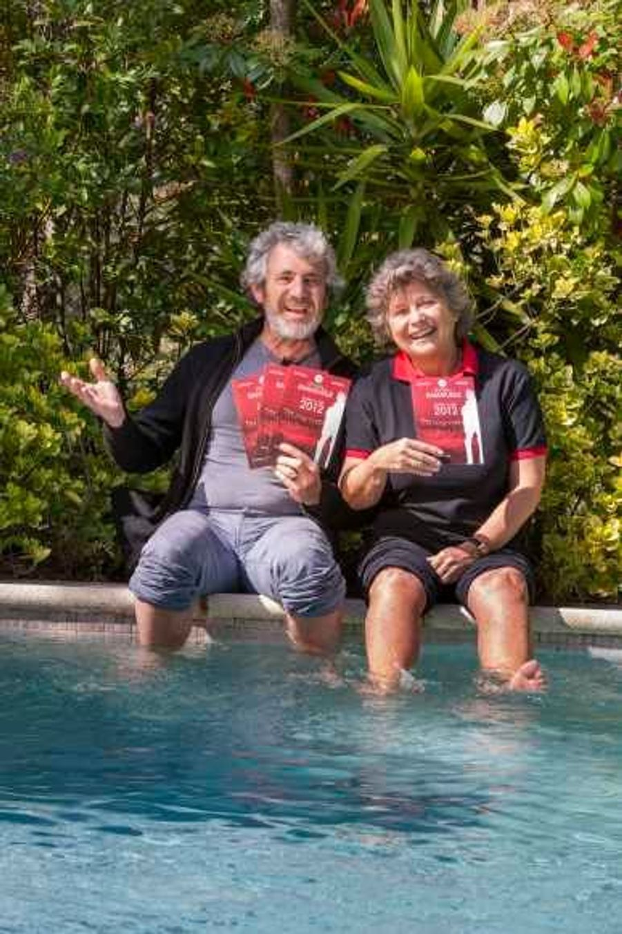 Michel Boujenah et Jacqueline Franjou