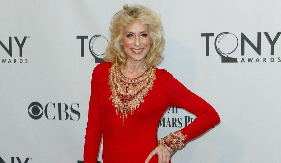"""L'éternelle """"Madame est servie"""" était nommée pour le Tony de la Meilleure comédienne pour """"Lombardi"""""""