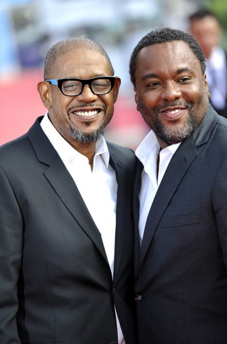 Forest Whitaker et Lee Daniels