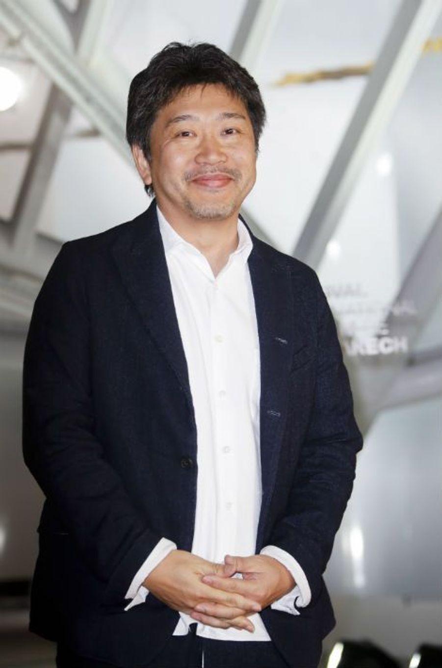 Le réalisateur japonais Hirokazu Kore-Eda