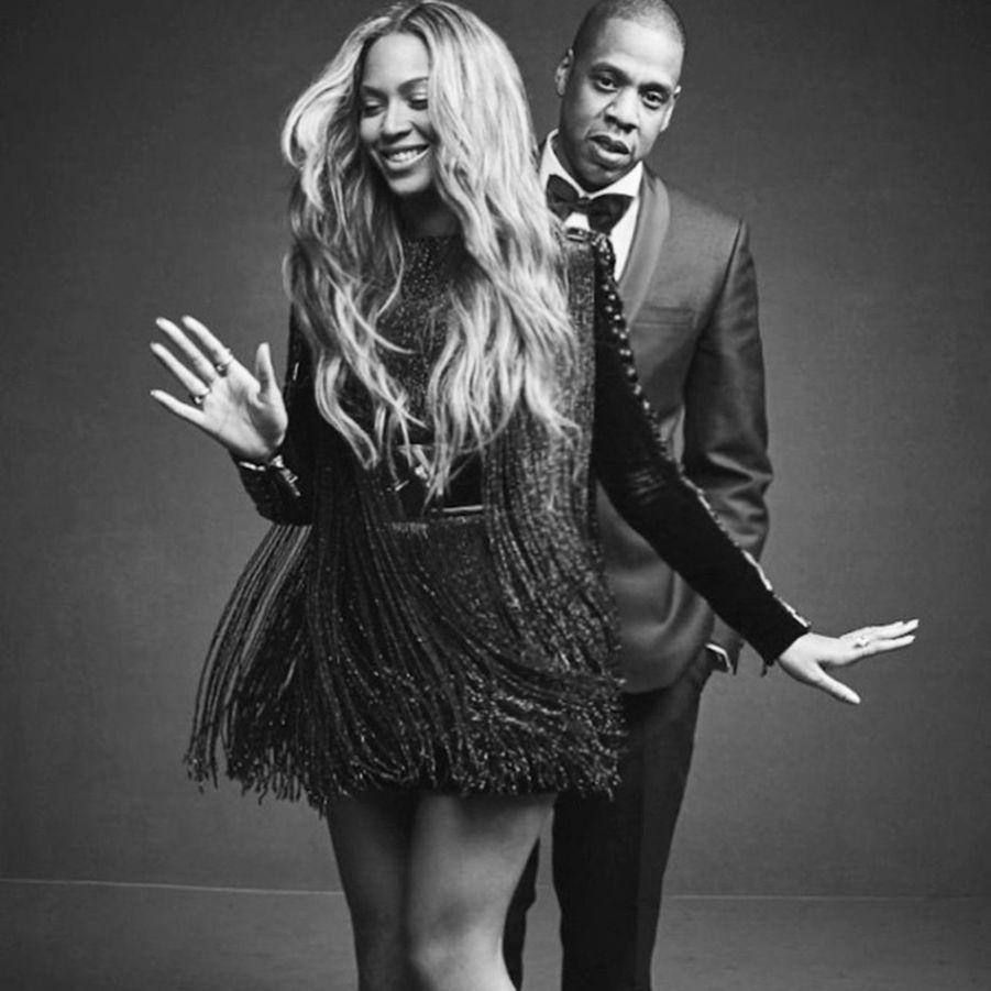 Beyoncé et Jay-Z forment un couple mythique de l'industrie musical depuis près de 20 ans. Ils ont travaillé ensemble sur plusieurs projets musicaux, comme récemment avec leur album «Everything Is Love» (2018).
