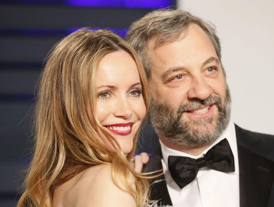 Le réalisateur Judd Apatow a mis en scène sa femme Leslie Mann et leurs enfants dans «40 ans mode d'emploi». Elle a également tourné sous sa direction dans les comédies «40 ans, toujours puceau», «En cloque, mode d'emploi» et «Funny People».