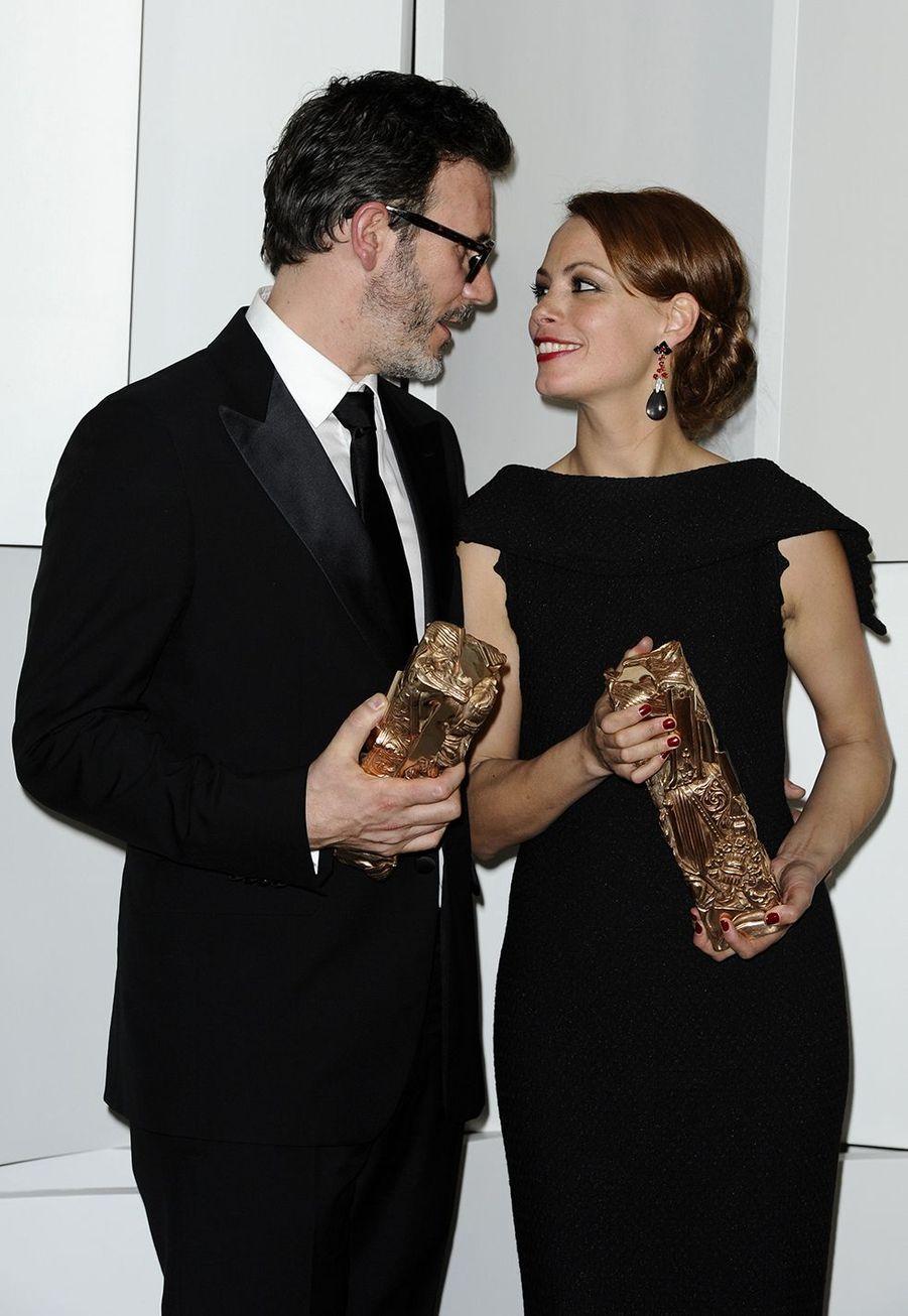 En couple depuis de longues années,Michel Hazanavicius et Bérénice Bejo ont travaillé sur cinq films ensemble, dont «The Artist» qui avait permis à l'actrice d'avoir le César en 2012. Ils seront de retour au cinéma en 2020 dans la nouvelle réalisation du cinéaste, «Le Prince oublié».