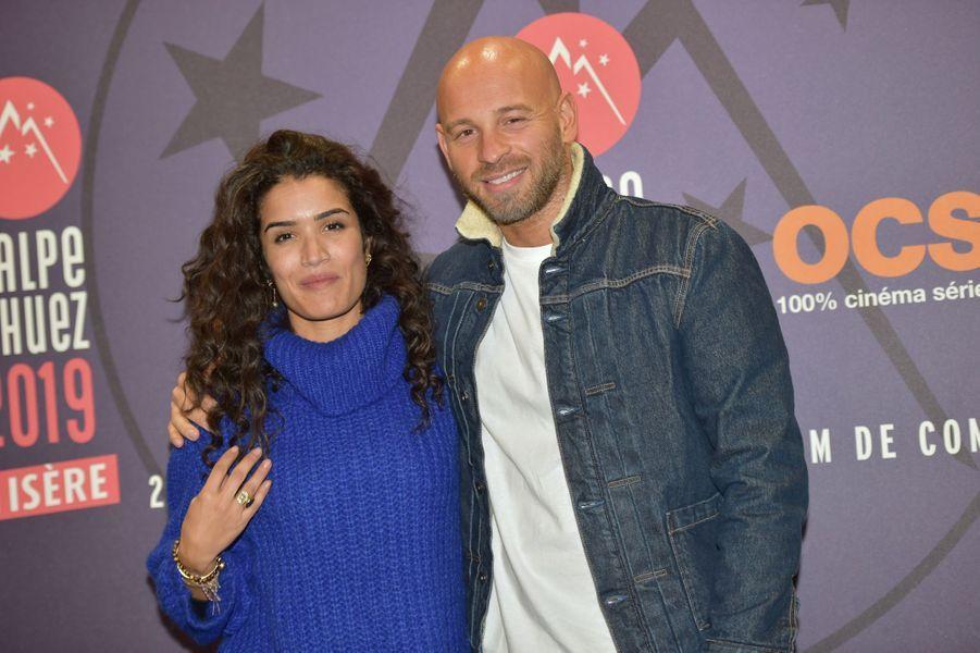 Discrètement en couple depuis quelques années, Sabrina Ouazani et Franck Gastambide ont collaboré ensemble sur les films «Pattaya» et «Taxi 5», deux réalisations du comédien.