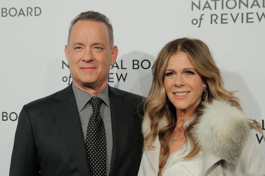 Ensemble depuis 30 ans Tom Hanks et Rita Wilson se sont donné la réplique au théâtre l'an dernier dans la pièce de Shakespeare «HenryIV» à Los Angeles. Ils ont aussi tourné dans quelques films ensemble, comme en 1990 dans «Les Bûcher des vanités» et trois ans plus tard dans «Nuits blanches à Seattle».