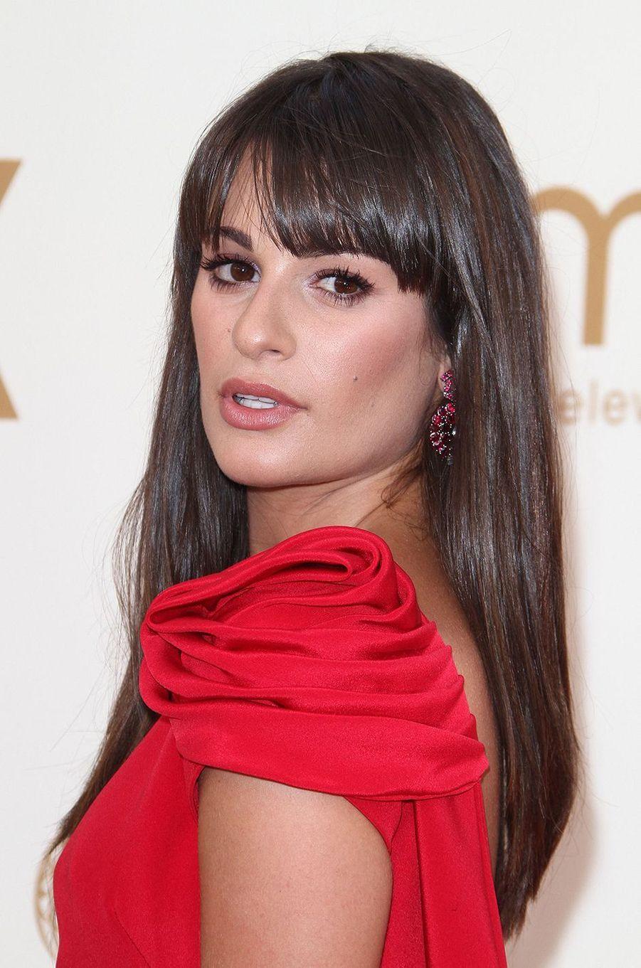 Lea Michele a été accusée en juin 2020 par plusieurs anciennes co-stars de «Glee», dont Samantha Ware, de comportements inappropriés, de harcèlement et même d'attaques racistes à l'époque du tournage de la série. L'actrice s'est platement excusée sur Instagram.