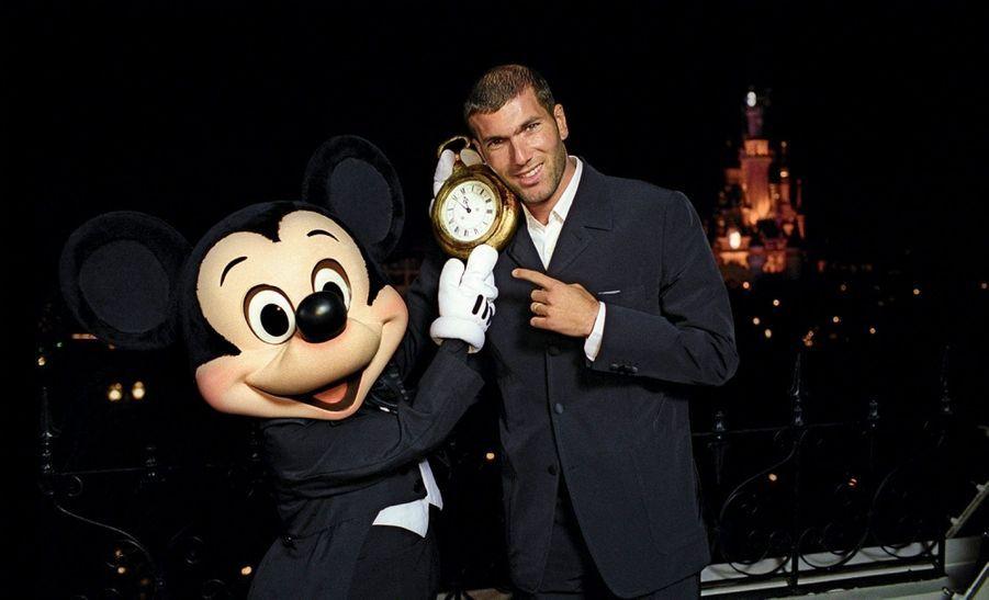 Zinedine Zidane, un aficionado de la première heure.