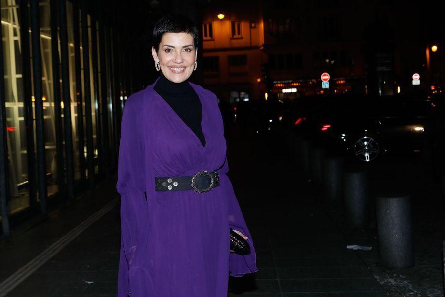 Cristina Cordula, 55 ans en 2019