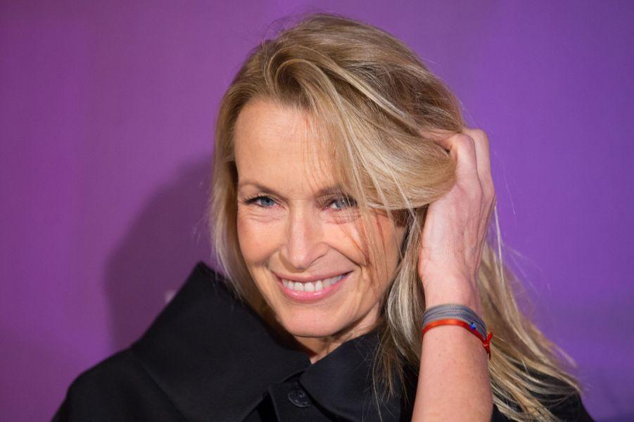Estelle Lefébure, 53 ans en 2019