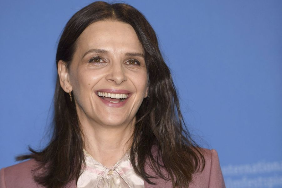 Juliette Binoche, 55 ans en 2019