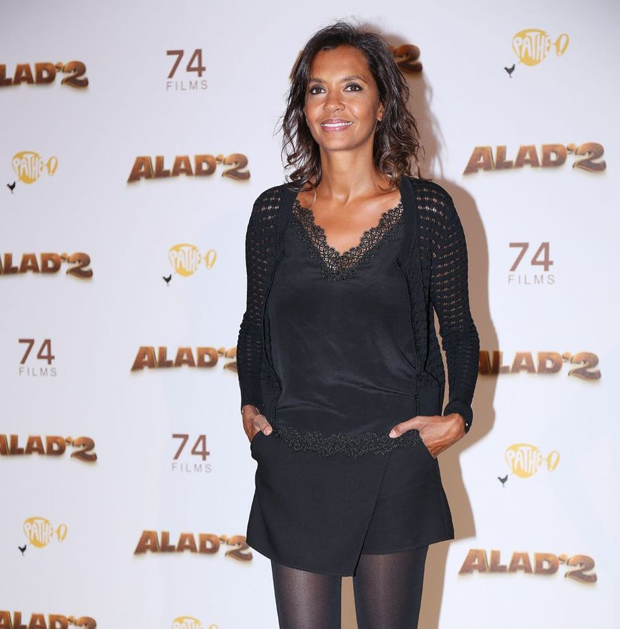 Karine Le Marchand, 51 ans en 2019