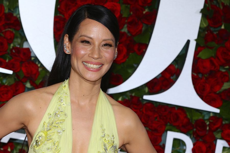 Lucy Liu, 51 ans en 2019