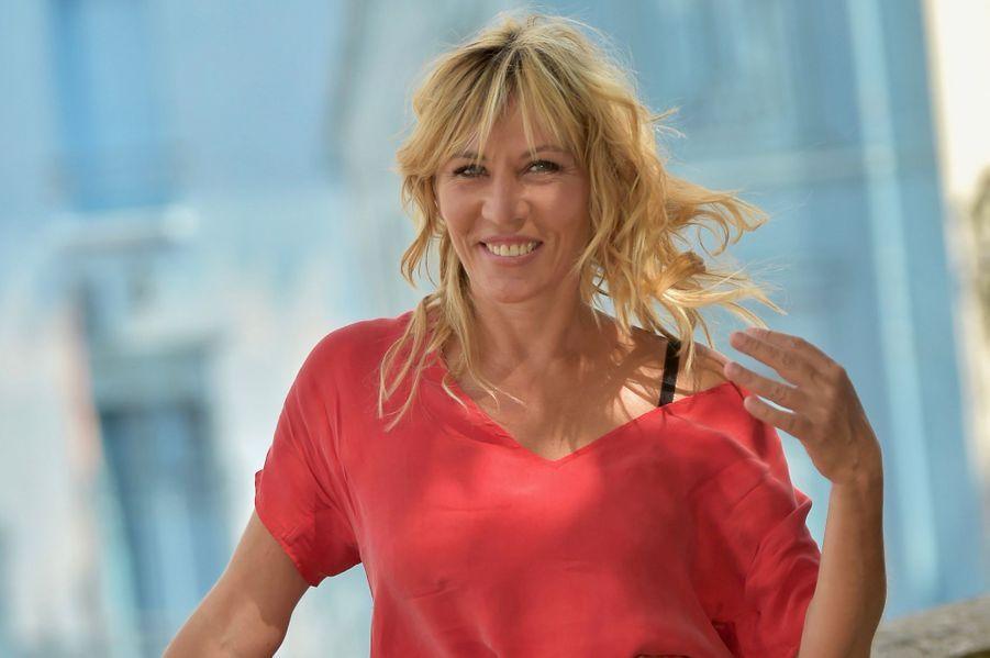 Mathilde Seigner, 51 ans en 2019