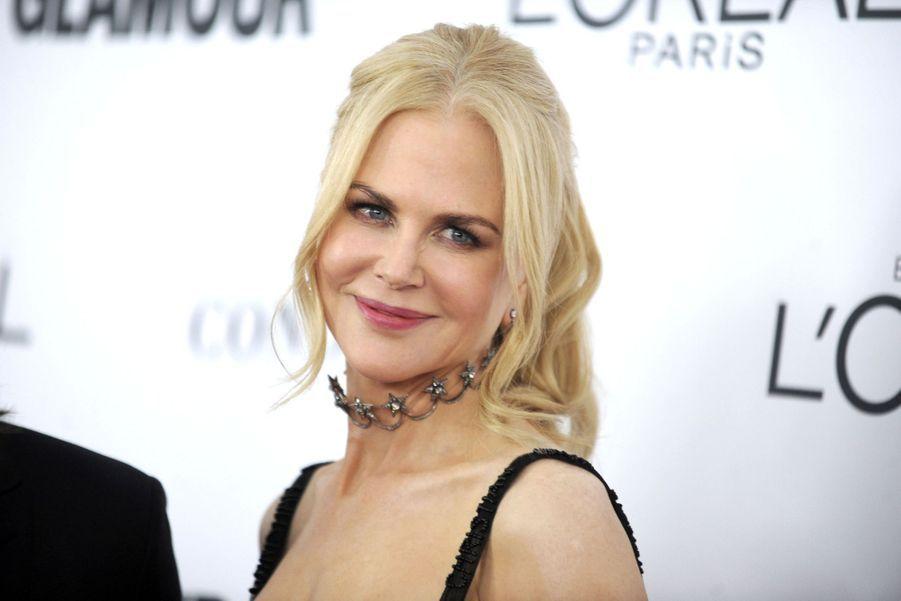 Nicole Kidman, 52 ans en 2019