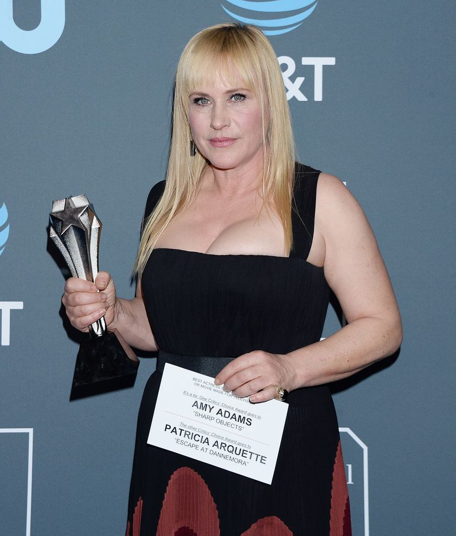 Patricia Arquette, 51 ans en 2019