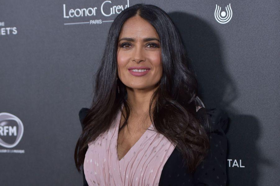 Salma Hayek, 53 ans en 2019