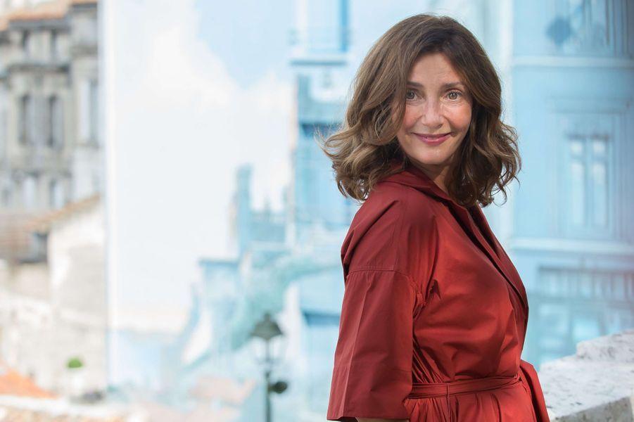 Valérie Karsenti, 51 ans en 2019