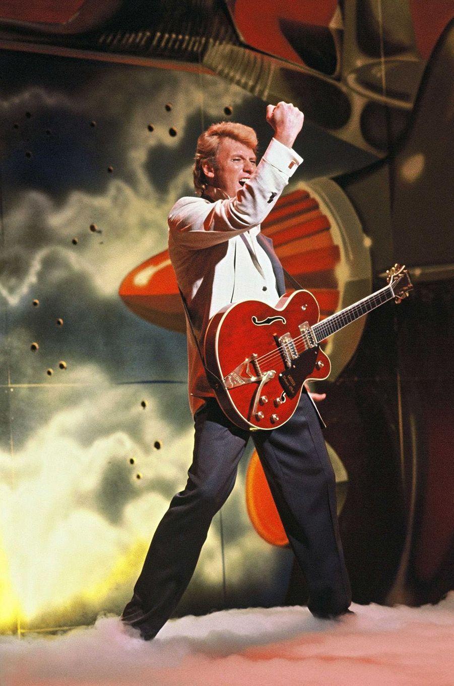 Johnny Hallyday aurait eu 75 ans en ce vendredi 15 juin 2018.