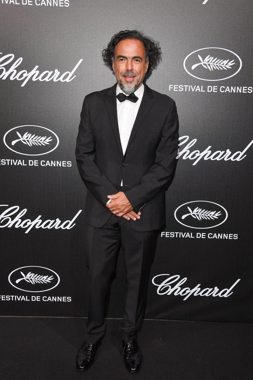Alejandro González Iñárritu à la soirée du Trophée Chopard lors du 72e Festival de Cannes le 20 mai 2019
